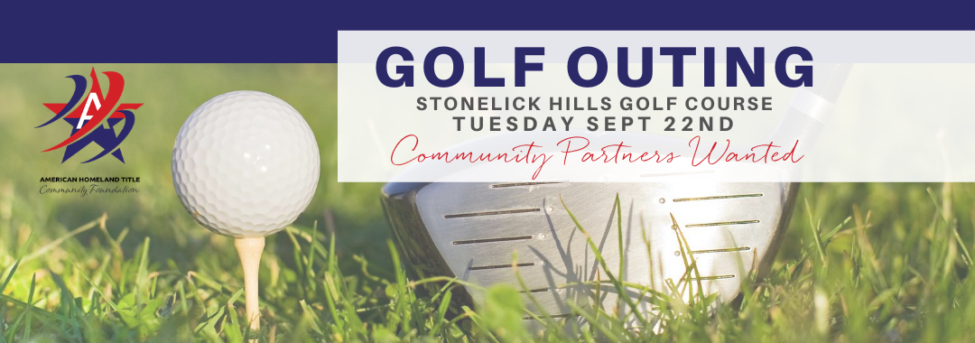 Community Foundation Outing Flyer